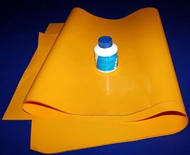 Reparatur Set II - groß - für PVC LKW Planen